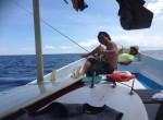魚釣り&シュノーケル