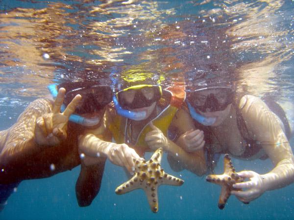 Snorkeling-